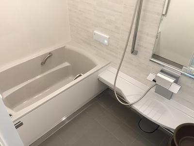 ユニットバス 浴室改修工事の画像