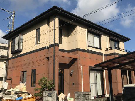 屋根・外壁塗装工事の画像