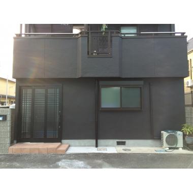 外壁塗装・1階改修リフォームで、一気に新築のようなお家にの画像