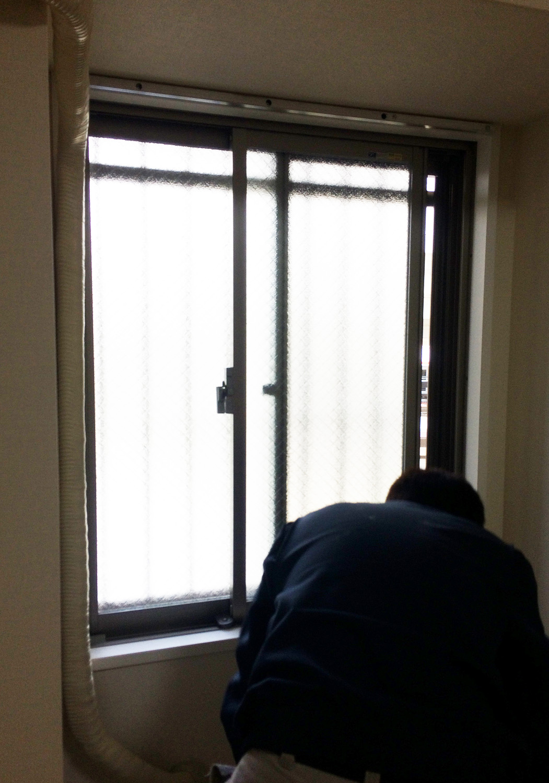 内窓取り付け工事の画像